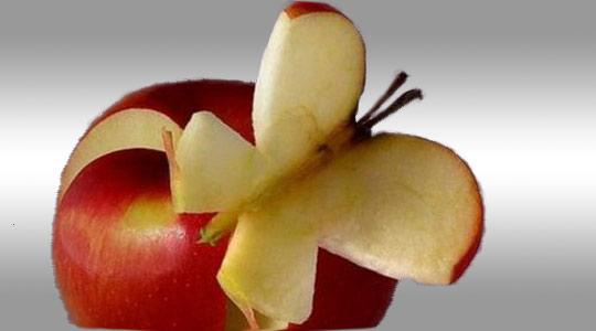 La manzana creativa