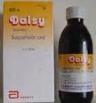 Dalsy jarabe
