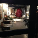 Pelu Restaurante Isaac Salido