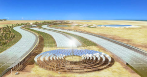 sahara forest project